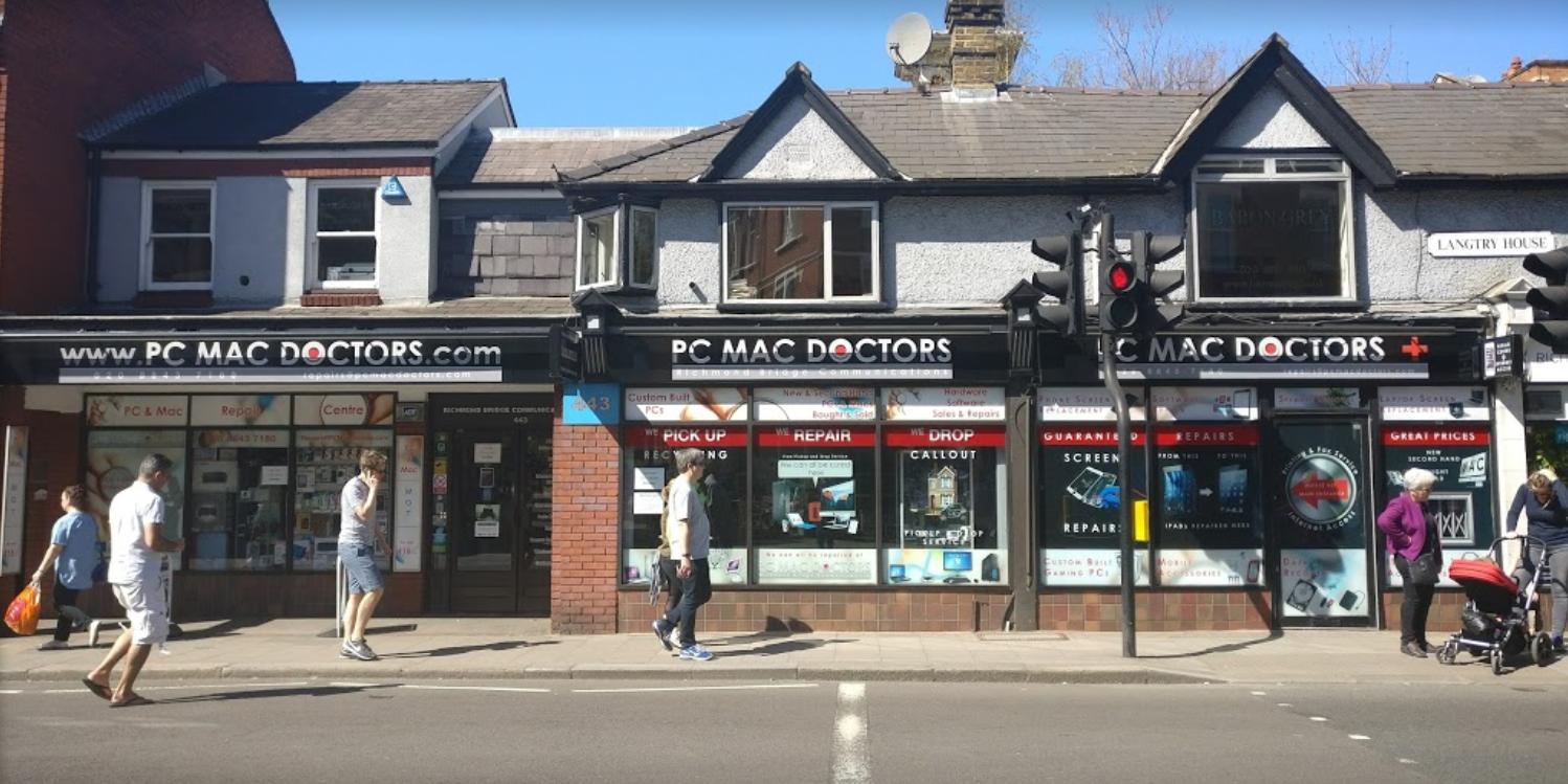 pc mac outside
